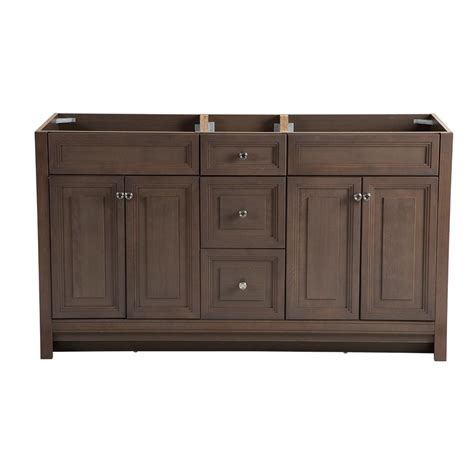 home decorators collection brinkhill 36 in vanity cabinet home decorators collection brinkhill 60 in w x 21 89 in