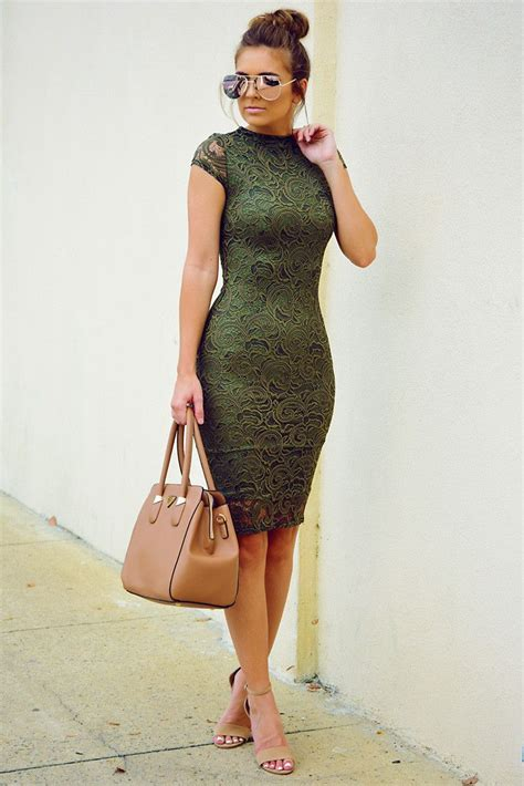 17 best ideas about olive dress on