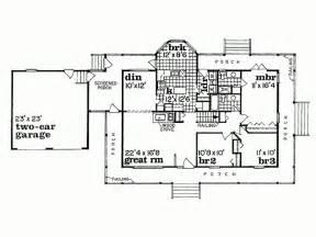 Floor Plans With Wrap Around Porch Single Story House Plans With Wrap Around Porch House