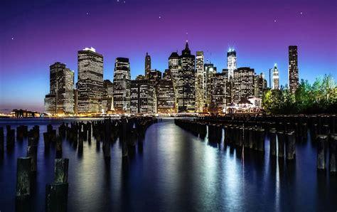 york night view wallpaper