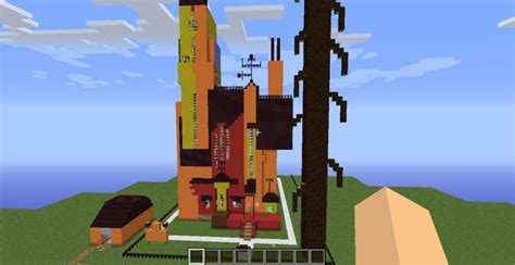 foster house foster s home for imaginary friends map version 1 3 30 downloads thanks minecraft
