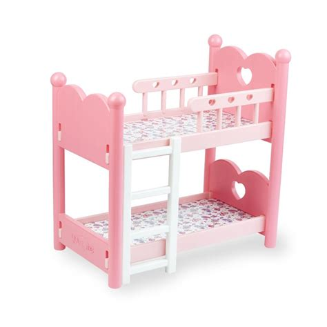 bunk beds for dolls you me baby doll bunk bed ebay