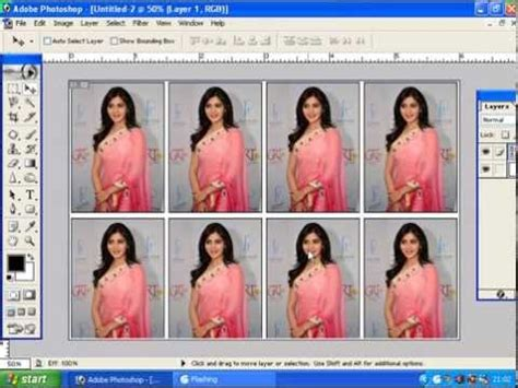 html tutorial youtube in telugu photoshop telugu tutorials how to make a passport photo