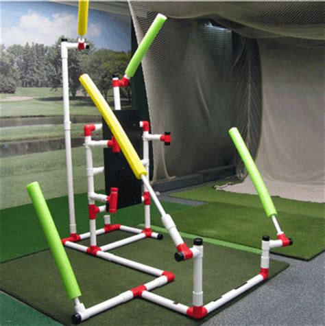 golf swing plane aids ultimate work station golf swing trainer dwquailgolf com