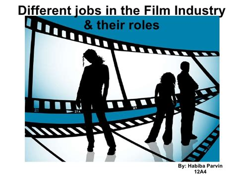 film industry it jobs different jobs in the film industry