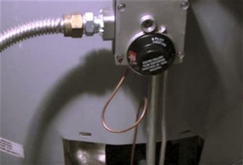 relighting water heater pilot light