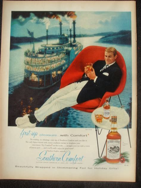 southern comfort movie for sale southern comfort ad vintage advertisement 1957 for sale