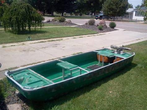 coleman trolling motor coleman crawdad boat for sale