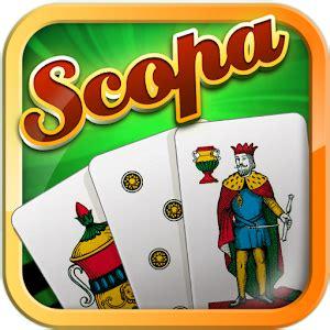 giochi da tavolo scopa scopa italiana gratis app android su play
