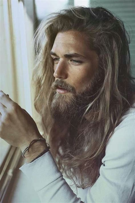Hairstyles For Long Hair And Beard | 10 trendy facial hair styles in 2015