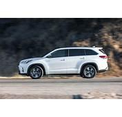 2019 Toyota Highlander Rumors Redesign Length  Spirotourscom
