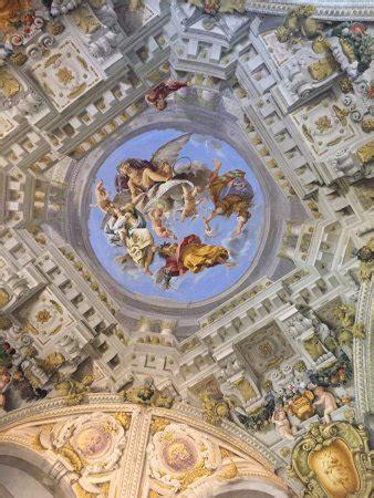 fresco techo fresco en el techo bild galleria palatina in palazzo