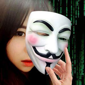 tải bản hack anonymous mask hacker camera miễn phí