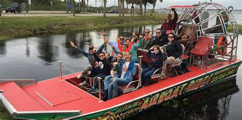 airboat near orlando fl florida s premier airboat tours ride attractions