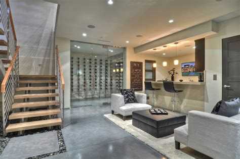 Interior Architects Orange County by 30 Basement Designs To Inspire Your Lower Level The