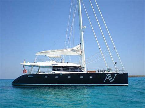 crewed sailboats balearics oceanblue yachts - Catamaran Charter Balearics