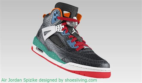 customize your own nike basketball shoes customize your own air spizike id design