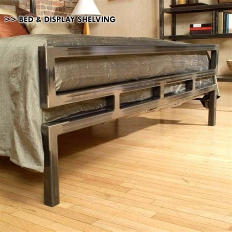 Classic Boltz Bed Frame By Boltz Here Is My Steel Steel Bed Frame Designs