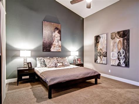 ideas for decorating bedroom walls gray master bedrooms ideas hgtv intended for bedroom