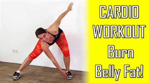 20 minute beginners cardio workout to lose belly