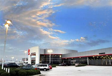 Toyota Dealership In Katy Tx Structural Design And Engineering Services Sca