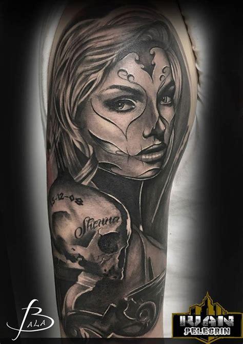 catrina skull