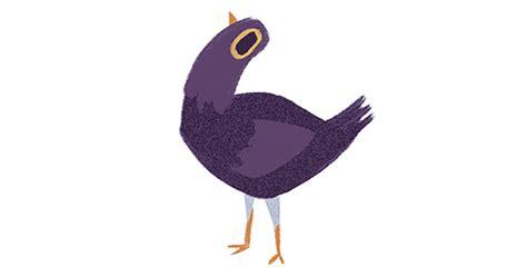 Trash Bird Sticker