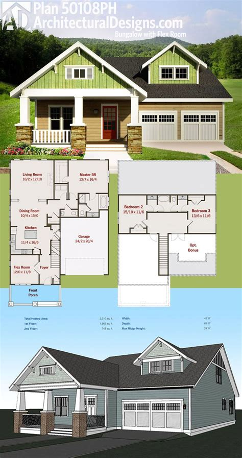 bungalow house plan 17 best ideas about cottage house plans on