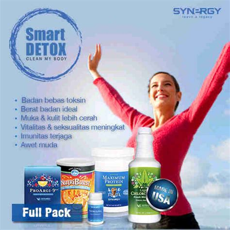 Synergy Detox Diet by Diet Sehat Smart Detox Synergy