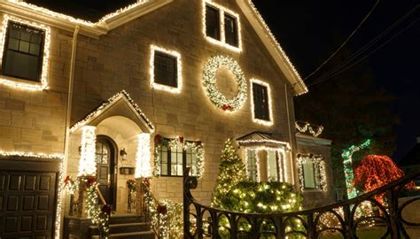 christmas lights on roof how to hang lights 4 essential tips to protect you and your roof miami roofing