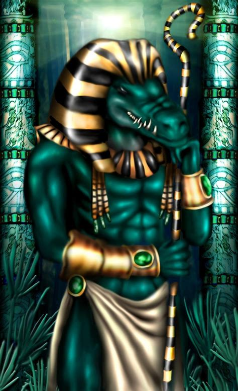 themes in god dies by the nile sobek king of the nile egyptian gods pinterest the