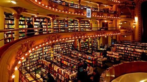 cadenas librerias argentina las librer 237 as m 225 s deslumbrantes mundo multimedia