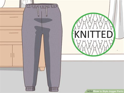 Jogger In Style 1 how to style jogger 10 steps with pictures wikihow