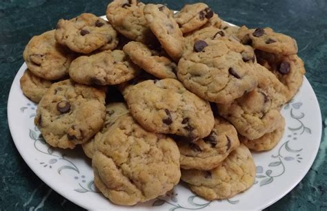 how to make chocolate chip cookies from cookie