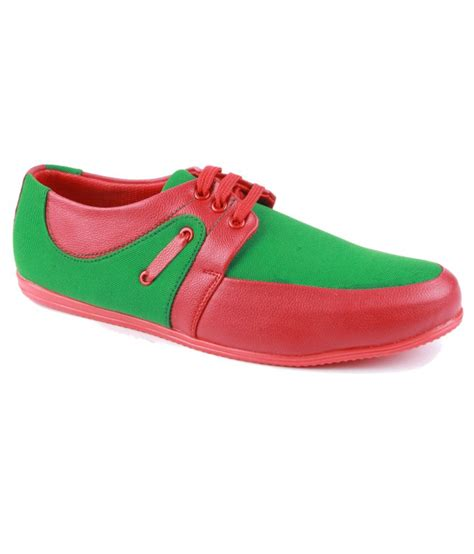 series green fancy casual shoes price in india buy series