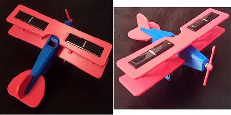 take this 3d printable solar powered plane out for a spin