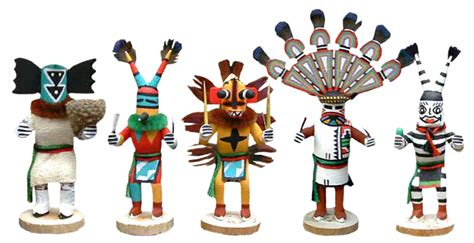 difference between american spirit colors 10 facts about kachina dolls world s facts