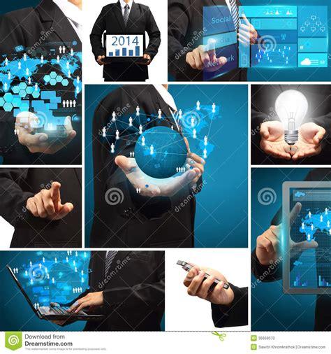 business technology idea concept creative communication