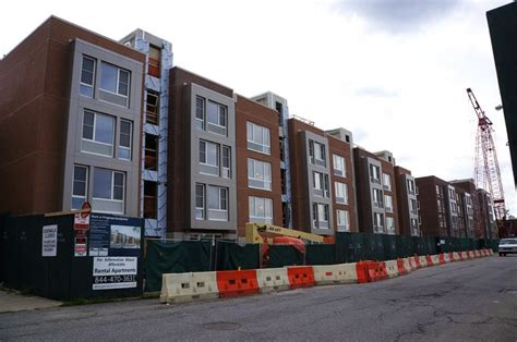 west orange housing authority prospect plaza affordable housing rises in ocean hill