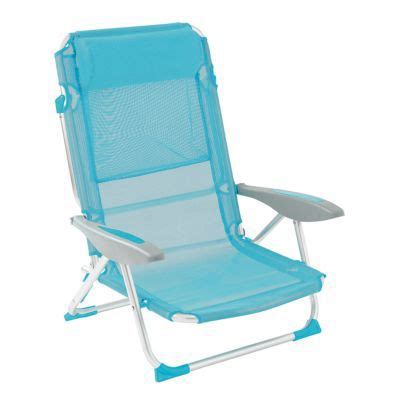 siege pliant plage fauteuil de plage lagon castorama