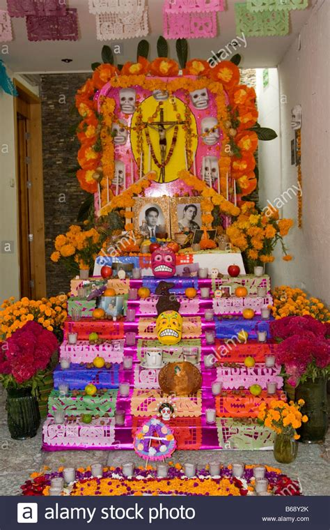 at the mountainsâ altar anthropology of religion in an andean community books oaxaca mexico day of the dead family altar in the
