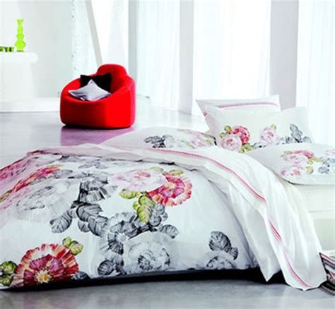 Floral Bedding by Floral Bedding Sets For Modern Bedroom Decor In Eco Style