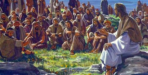imagenes de jesus predicando palabra de dios diaria lecturas del viernes iii de