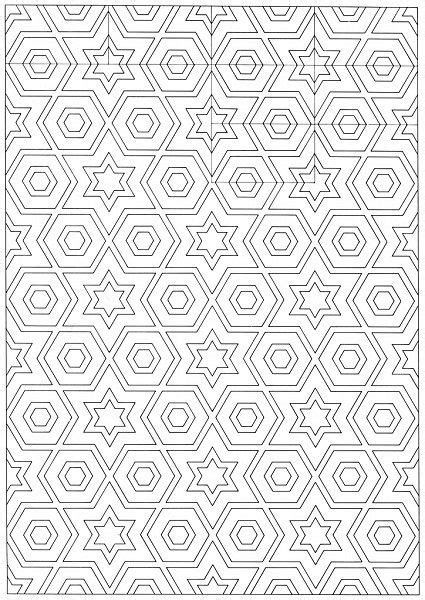 islamic pattern colouring 1000 images about islamic coloring on pinterest