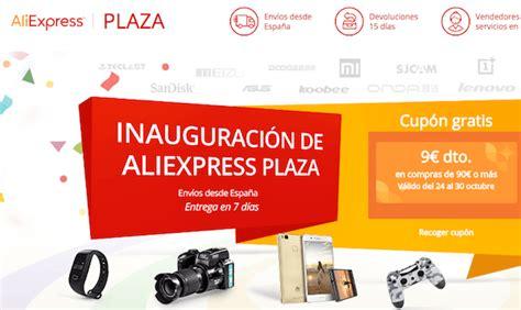aliexpress plaza el nuevo servicio para compras en