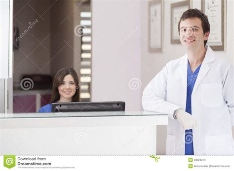 welcome to my dental office royalty free stock images