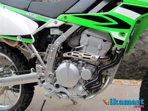 Tensioner Klx Dan Plat Jual Kawasaki Klx 250 Motor