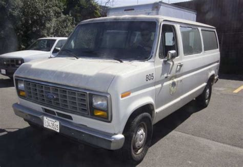 old car manuals online 1991 ford e series electronic throttle control 1991 ford 3 door club wagon extended passenger van white passenger for sale ford e series van