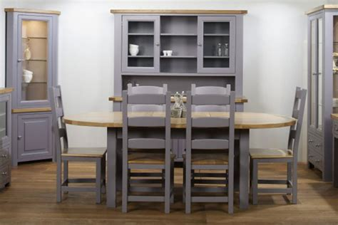 Grey Painted Dining Room Furniture Dining Furniture