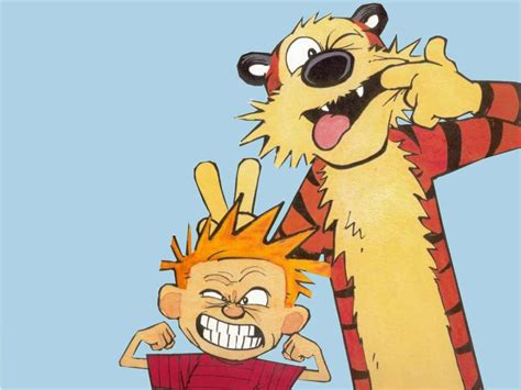 calvin  hobbes funny faces zoom comics daily comic book wallpapers